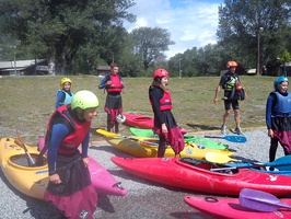 kayak junior