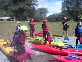 kayak junior