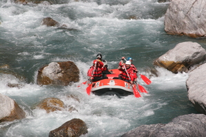 guil river raft