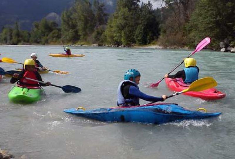 kayak adulte débutant ou perfectionnement
