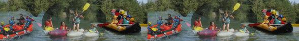 canoe kayak enfant