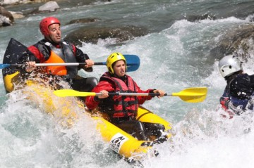 canoe raft o dunkie