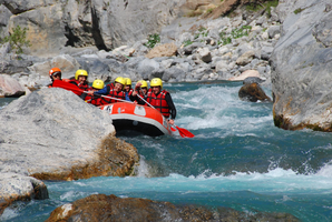 rafting guil france alps