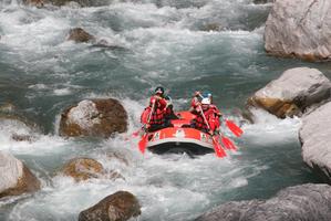 guil river raft