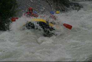 rafting vallouise extrem