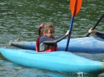 kayak course children