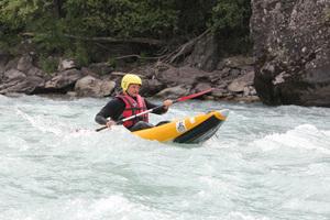inflatable kayak alps
