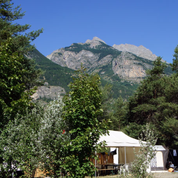camping hautes alpes