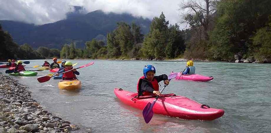 school kayak junior